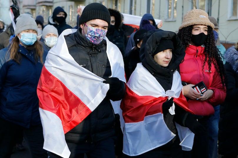 Belarus Escalates Crackdown on Independent Journalism