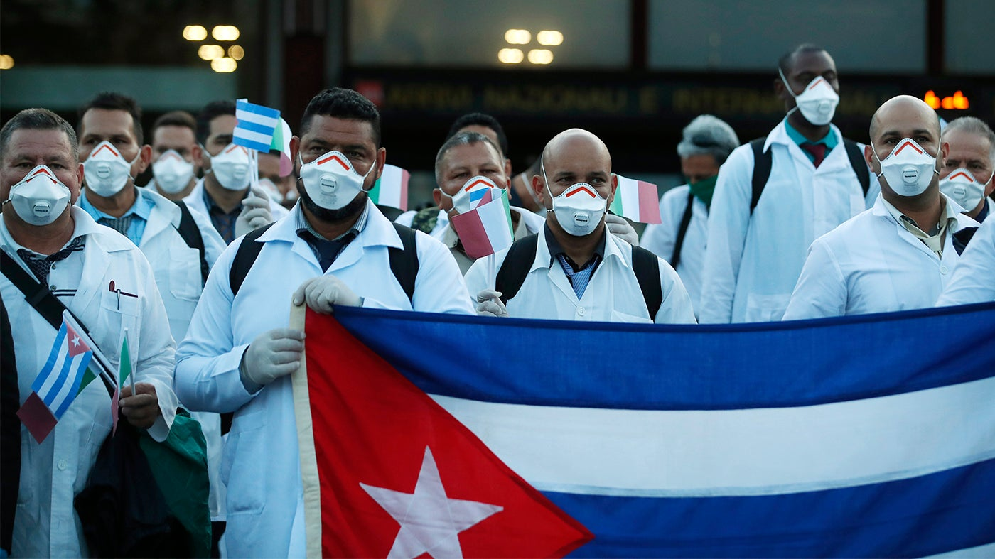 World Report 2021: Rights Trends in Cuba
