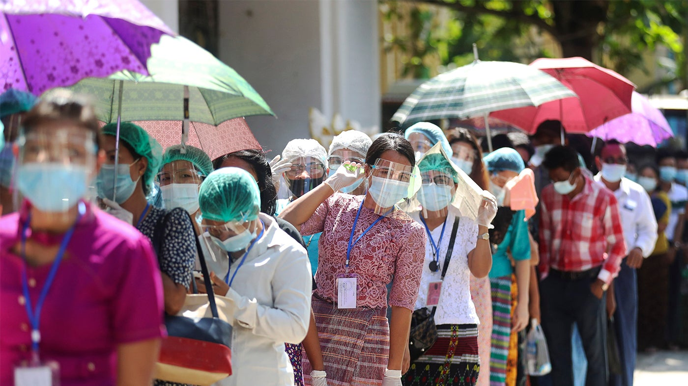 Myanmar: Serious Rights Abuses Persist