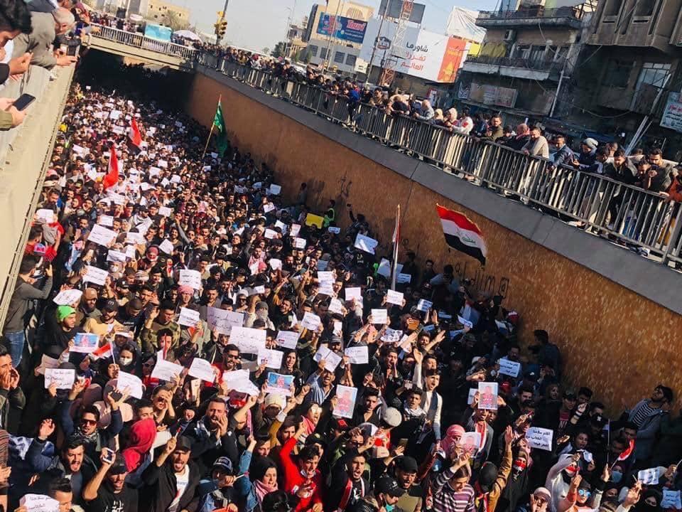 Iraq: End Impunity for Murders