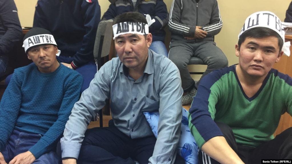 www.hrw.org: Kazakhstan: Independent Union Under Threat of Suspension