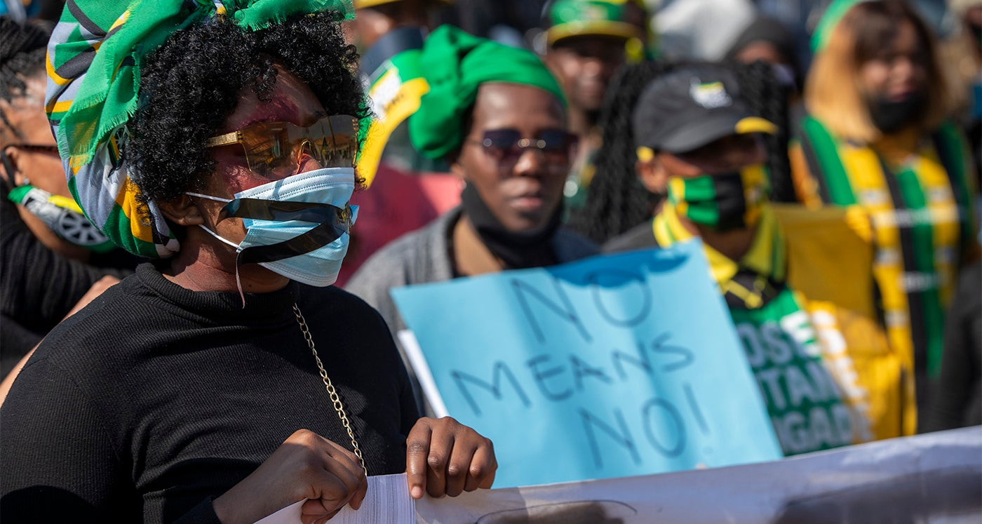 World Report 2021 South Africa Human Rights Watch