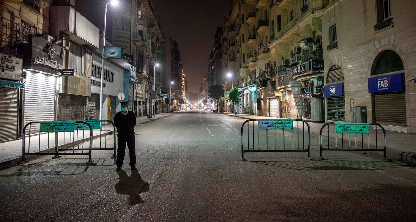 Condemnation of Egypt's Abuses at UN Rights Body
