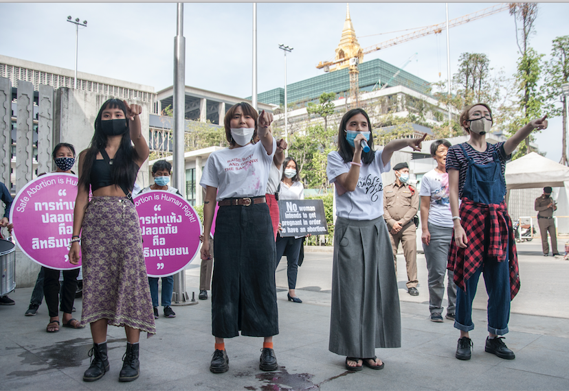 Thailand Should Fully Decriminalize All Abortion