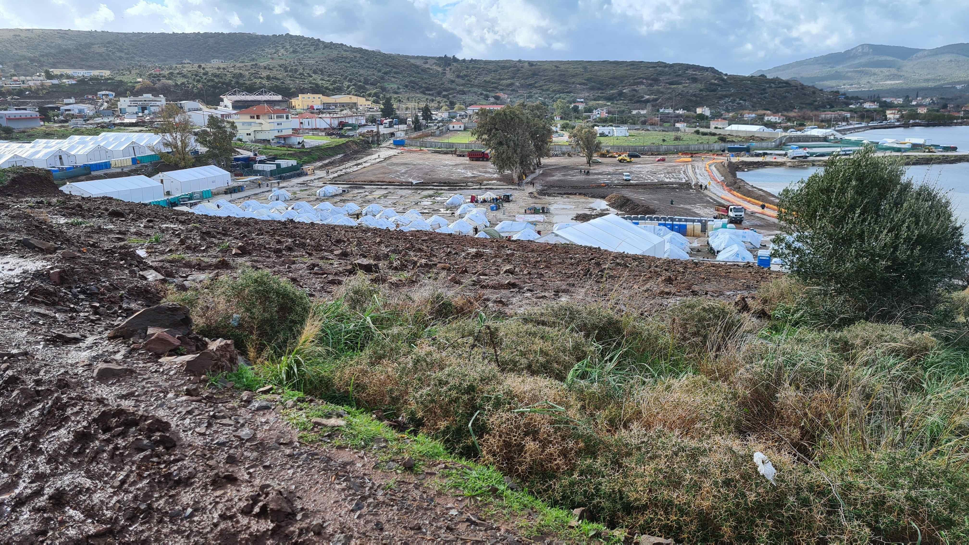 Greece: Migrant Camp Lead Contamination