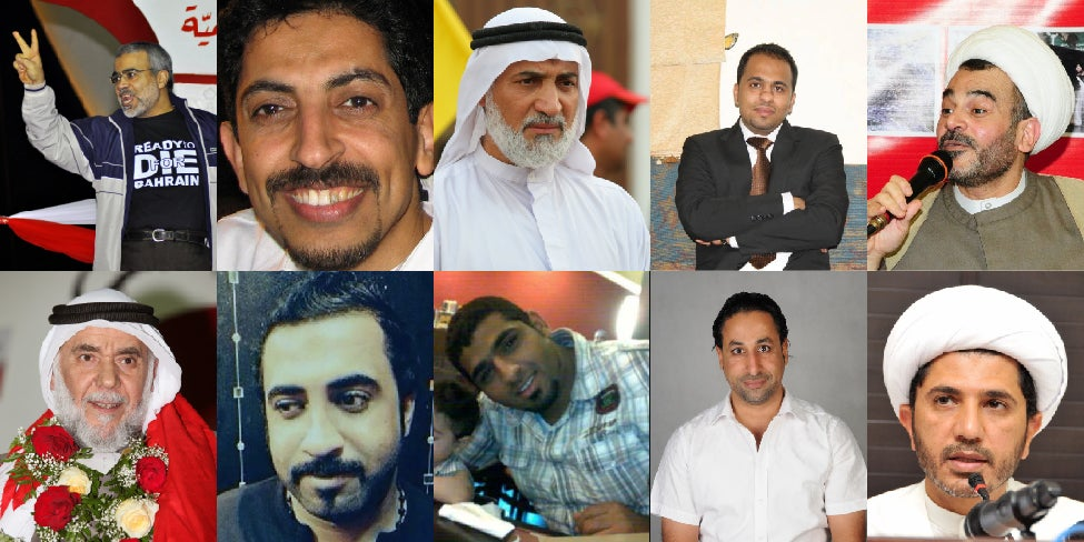 Joint Letter to the European Union Ahead of Meeting With Bahraini Delegation