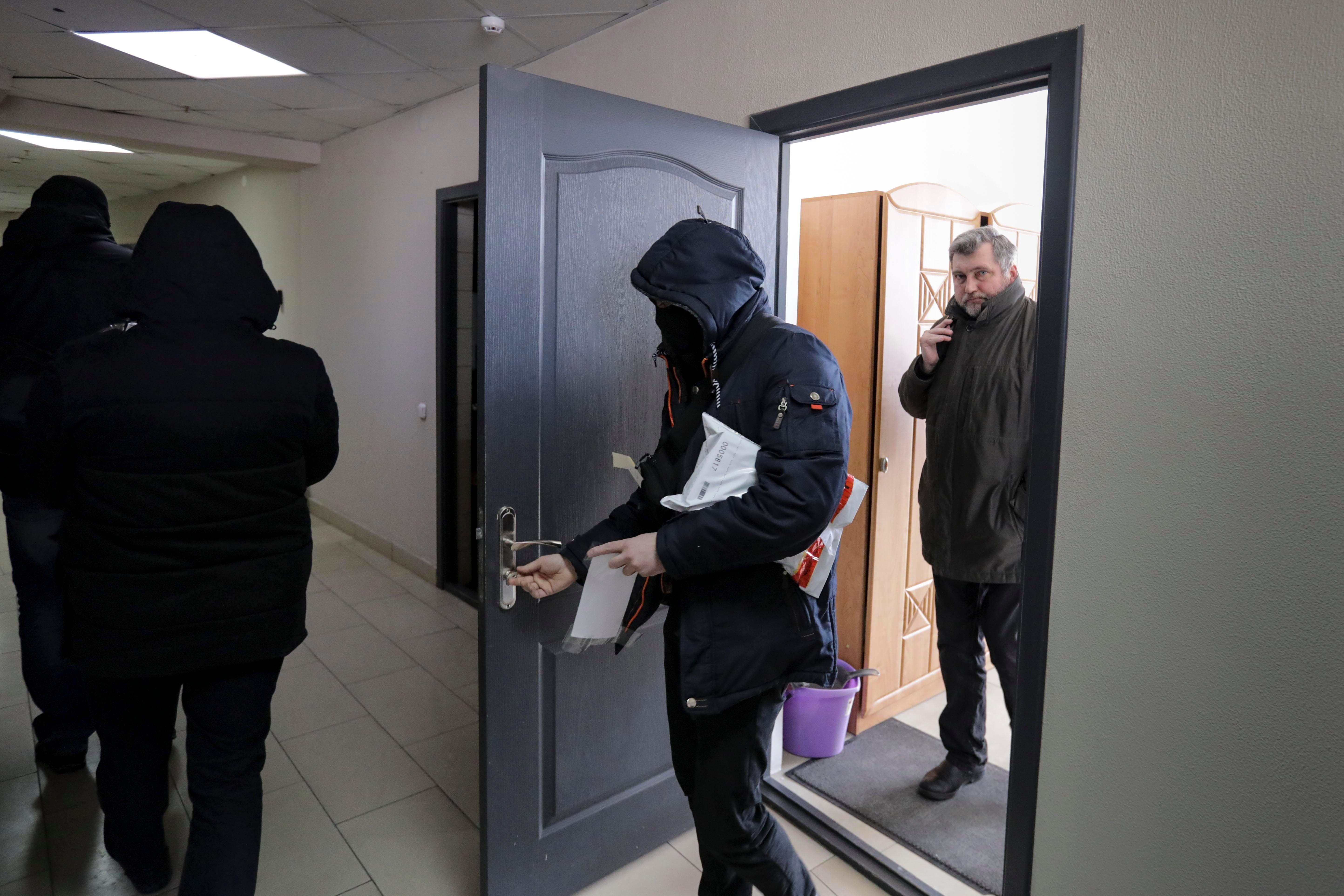 Belarus: Crackdown Escalates