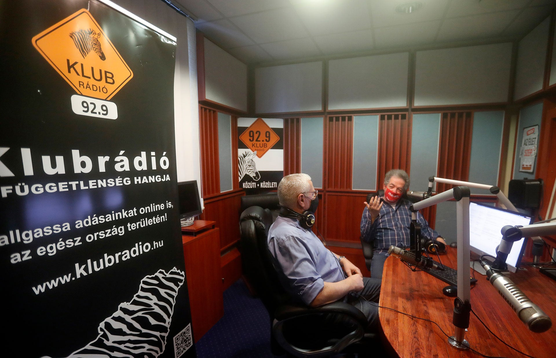 Hungary Forces Klubradio Off Air