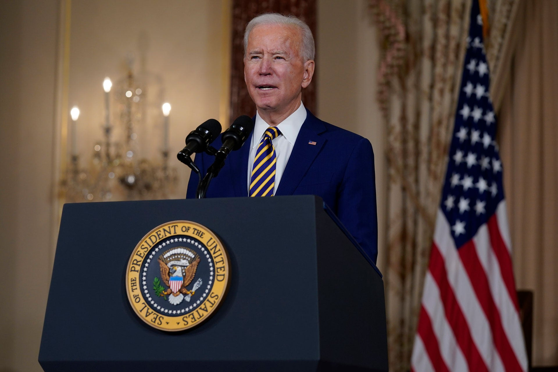 A Human Rights Review of Biden's Foreign Policy Speech