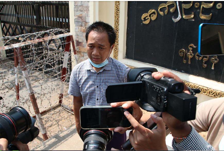 The Myanmar Junta's Assault on the Truth