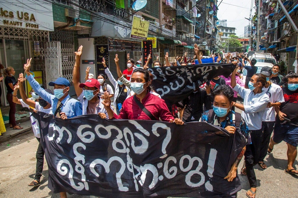 Myanmar: End Threats Against Rights Group