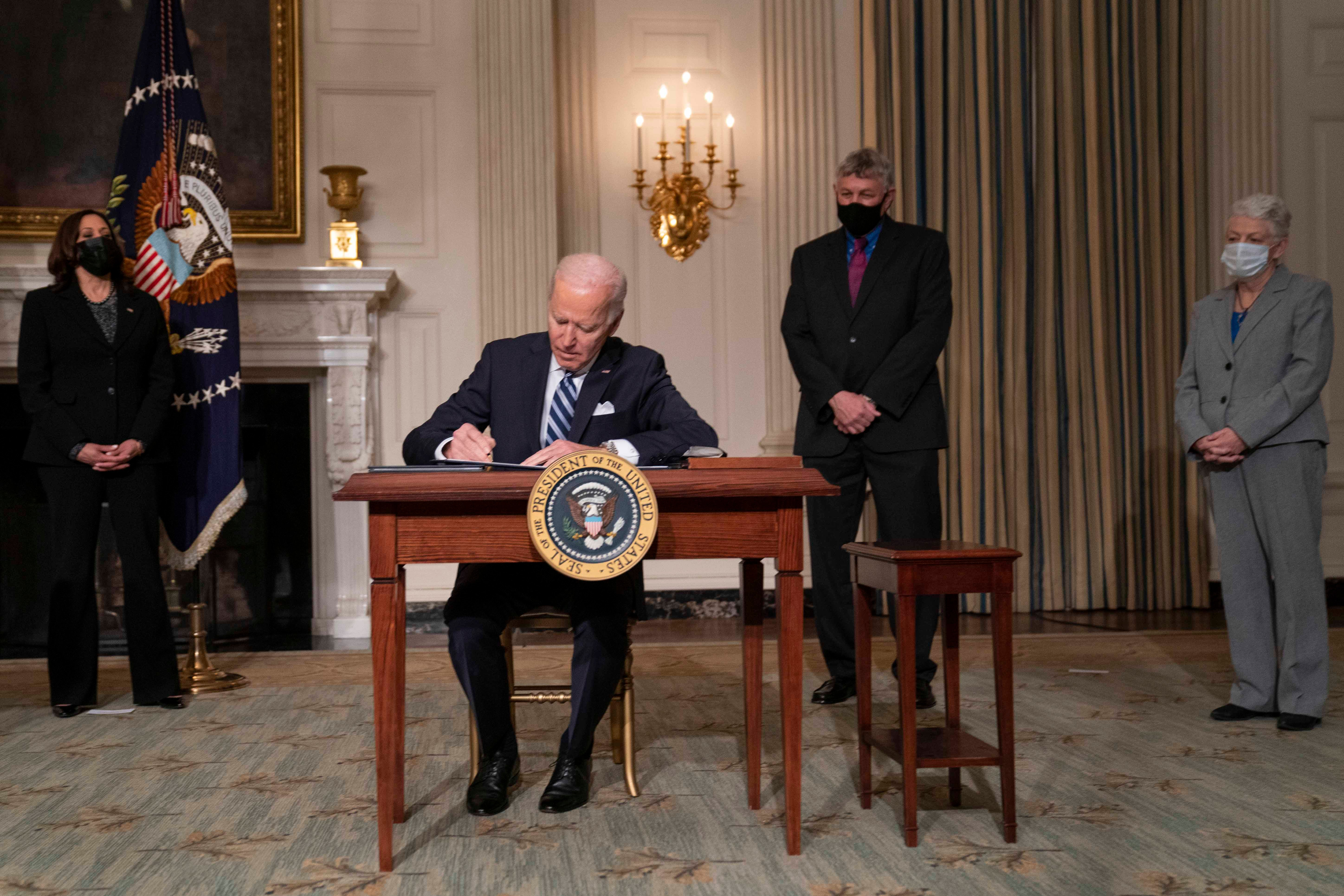 Coalition Letter to President Biden: Addressing the Climate Crisis' Domestic Impacts on Maternal and Infant Health Outcomes