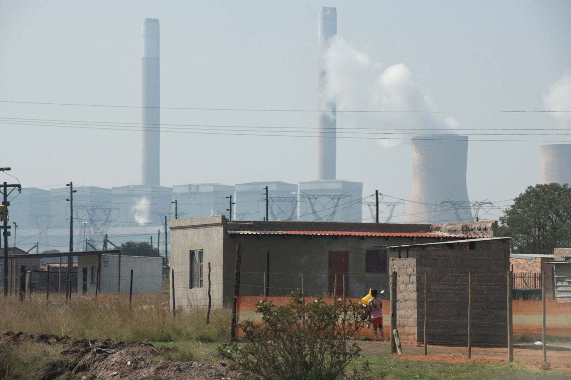 South Africa's 'Deadly Air' Case Highlights Health Risks from Coal
