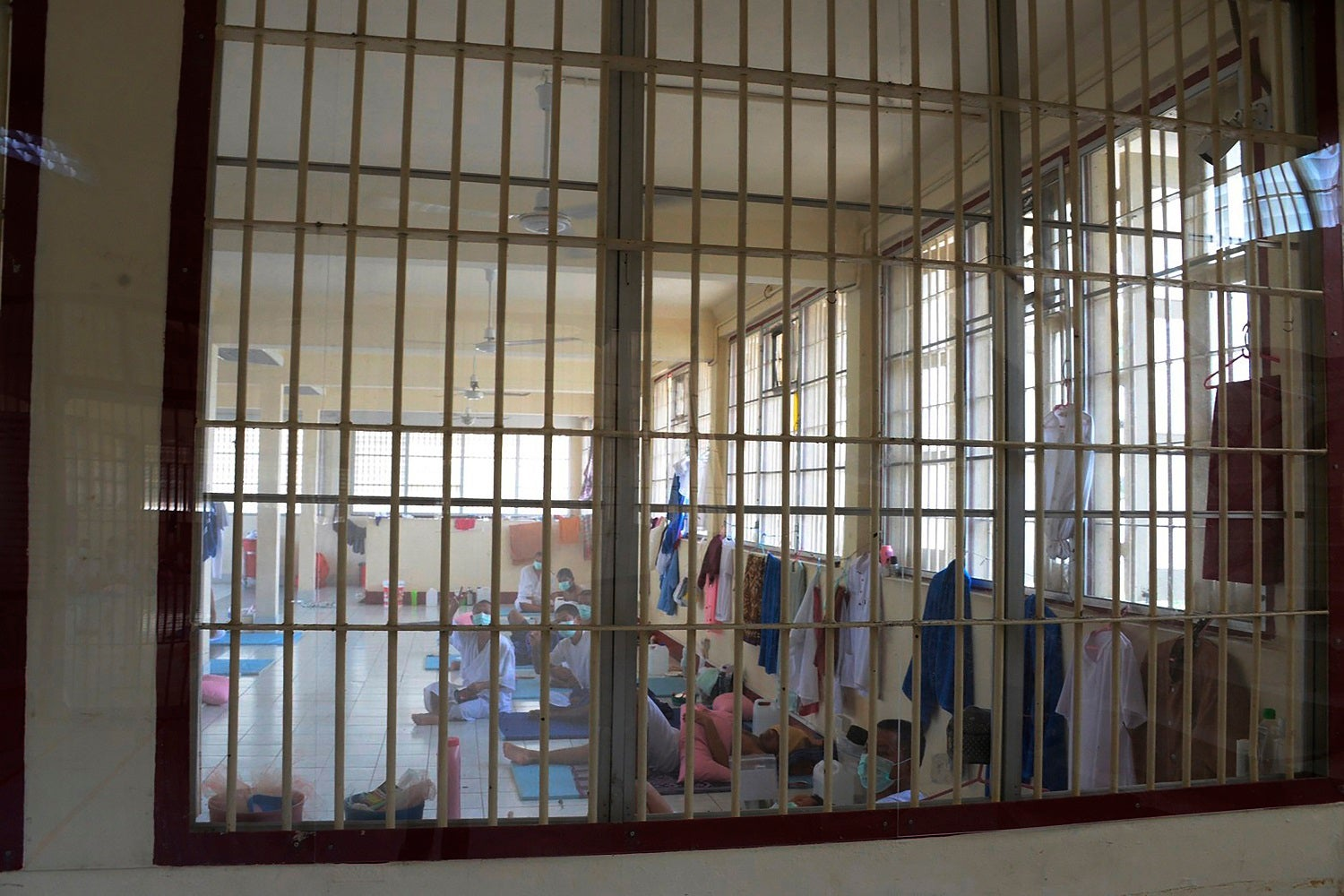 Thailand: Covid-19 Outbreaks in Prisons
