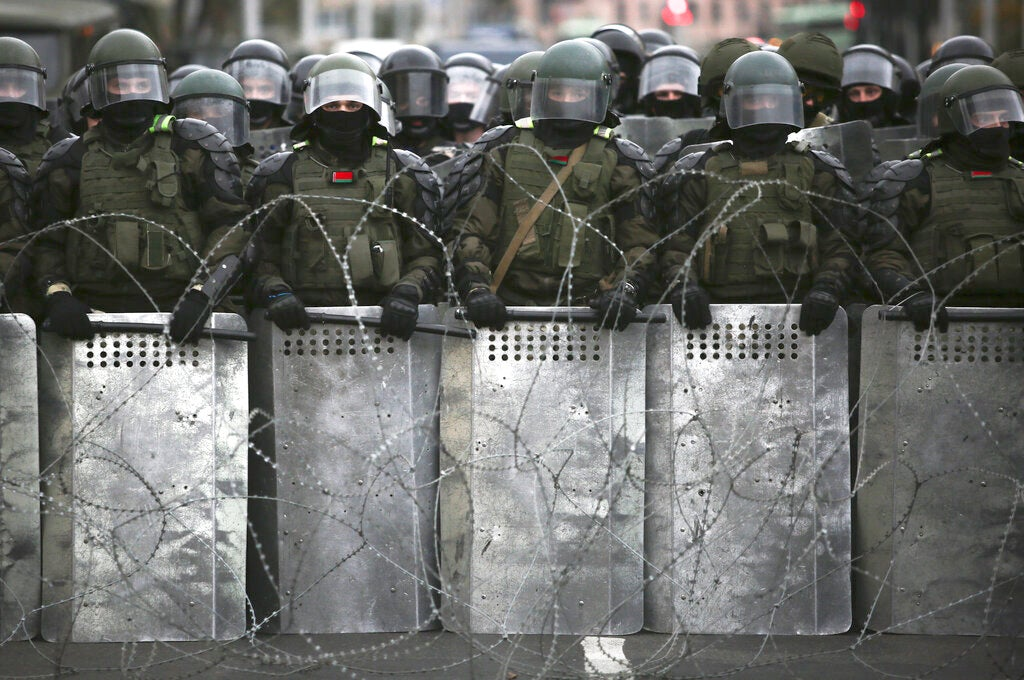 German Prosecutors Reportedly to Examine Wider Belarus Abuses