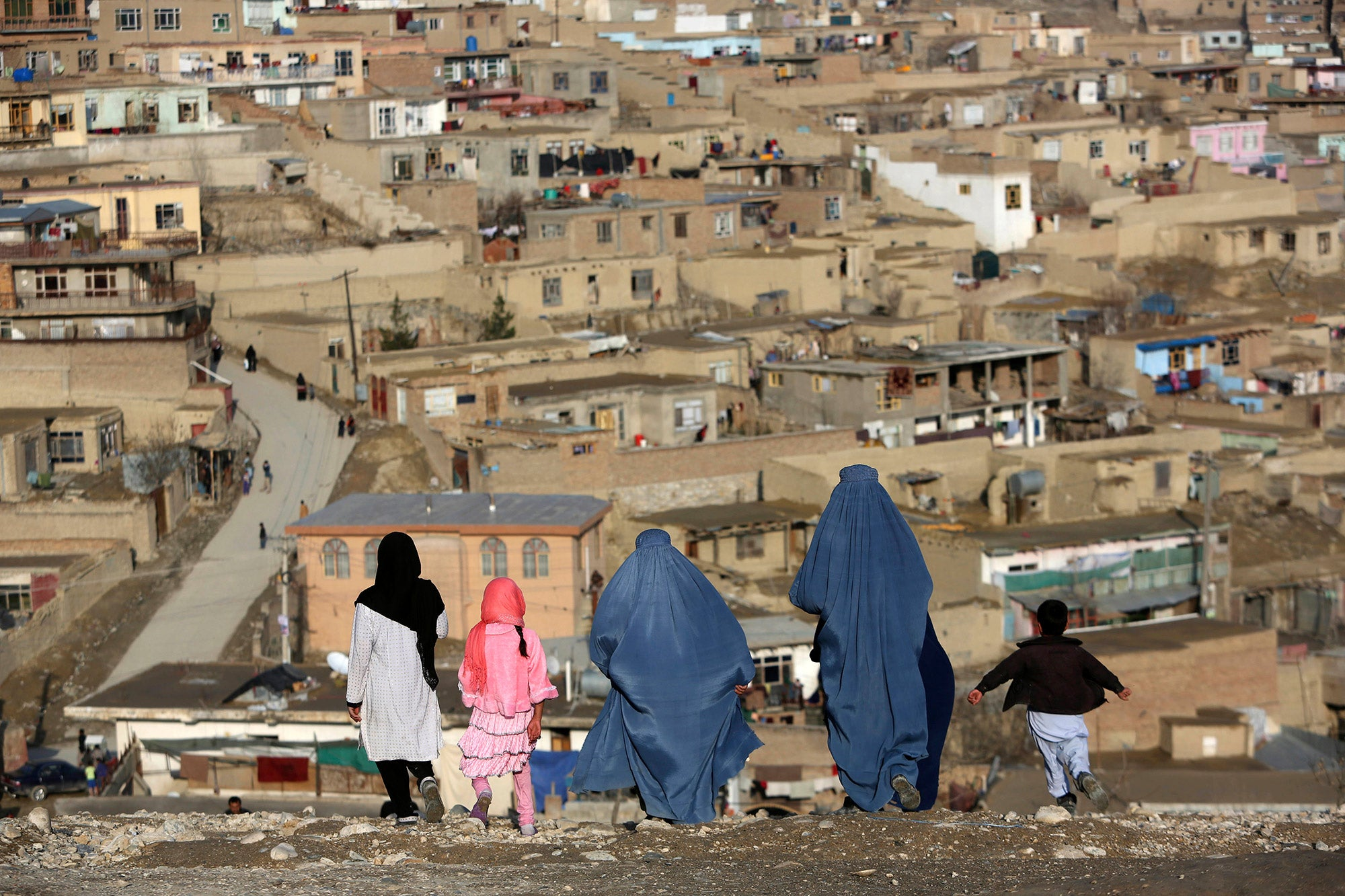 The International Community Must Send a Message to the Taliban and Stand with Afghanistan's Women