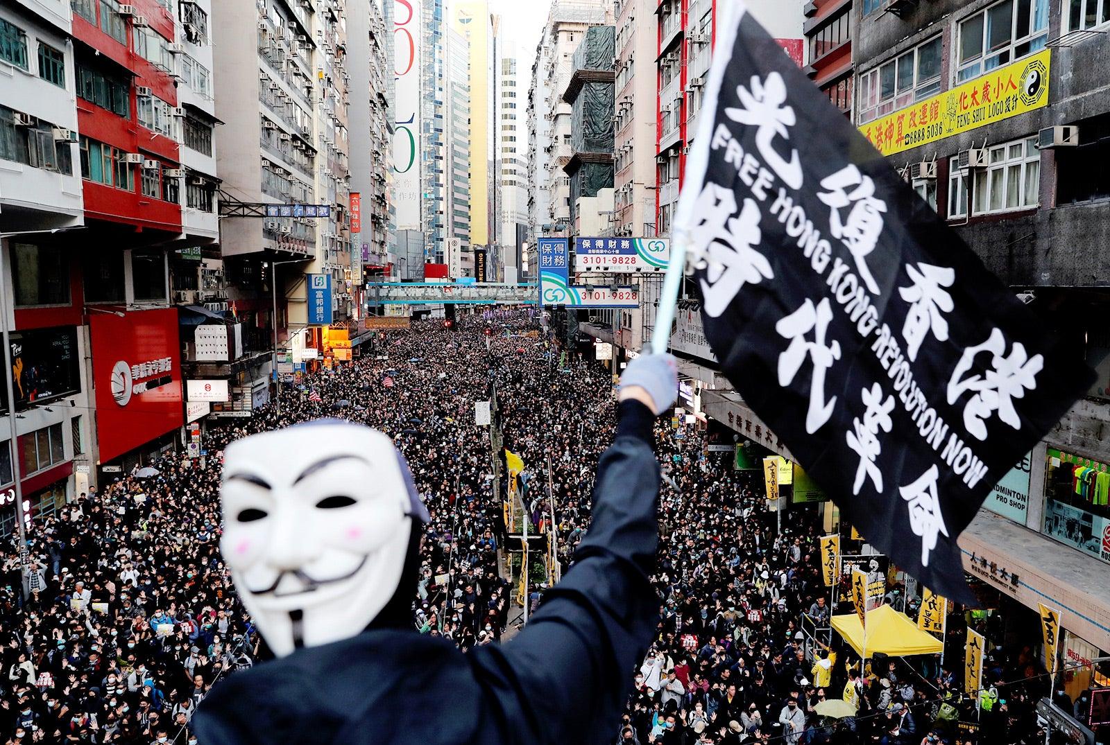 Hong Kong: Beijing Dismantles a Free Society