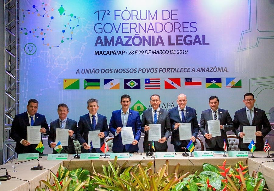 Brazil's Amazon Governors: Deliver Results to Secure Support