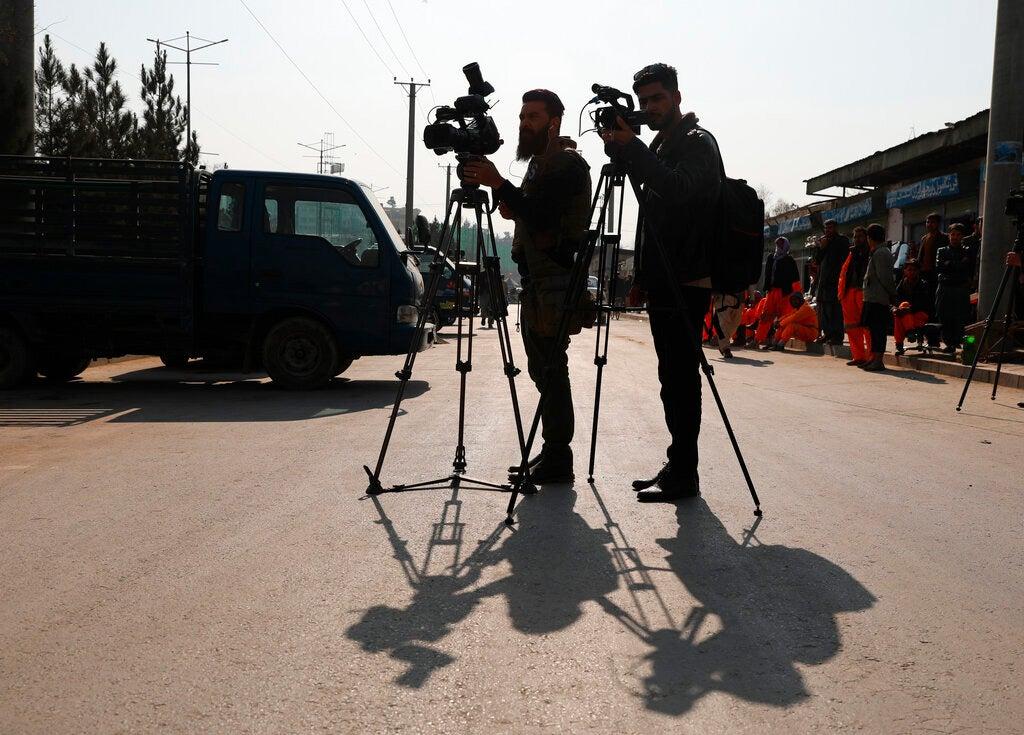 Arrest of Afghan Journalists Highlights Larger Concerns