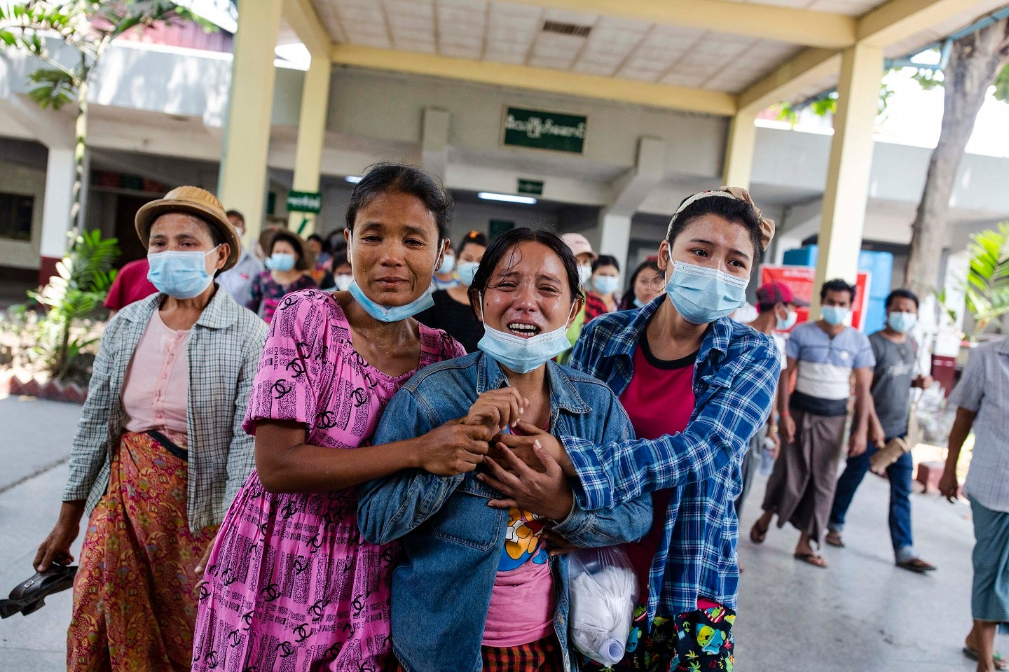 Myanmar: Coup Leads to Crimes Against Humanity