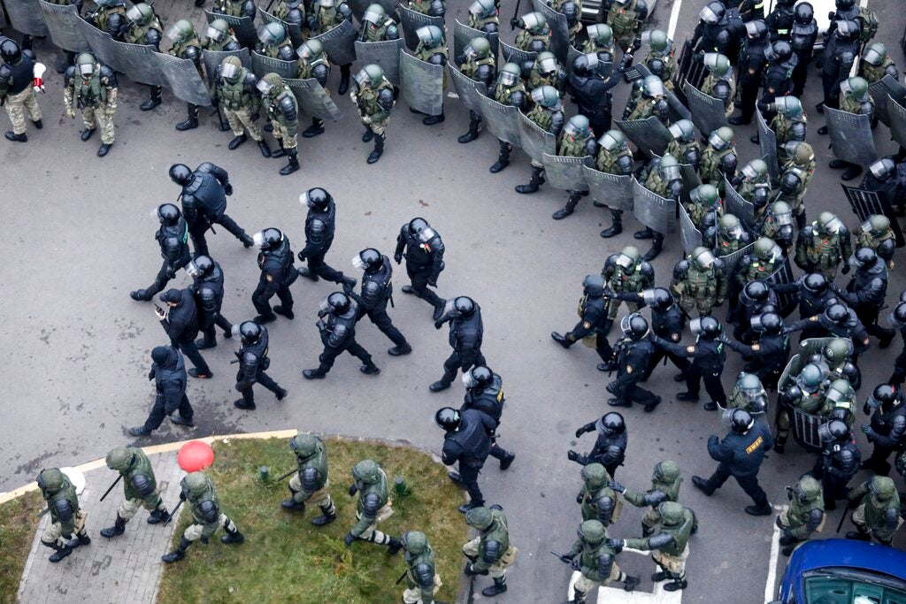 Belarus: Unprecedented Raids on Human Rights Defenders