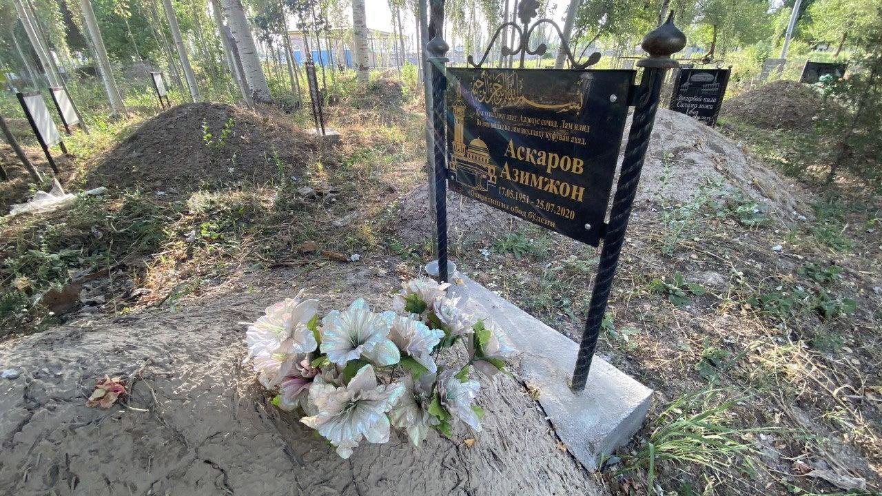 Demand for Justice for Azimjon Askarov's Death