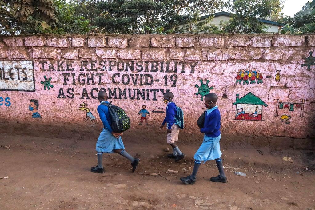 Global Education Summit Begins Amid Pandemic