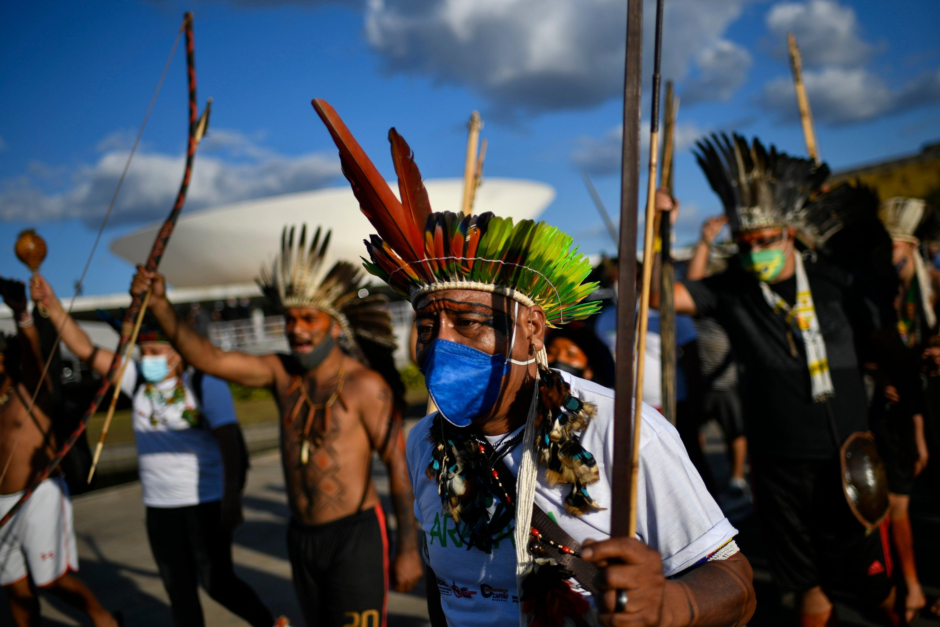 Brazil: Reject Anti-Indigenous Rights Bill