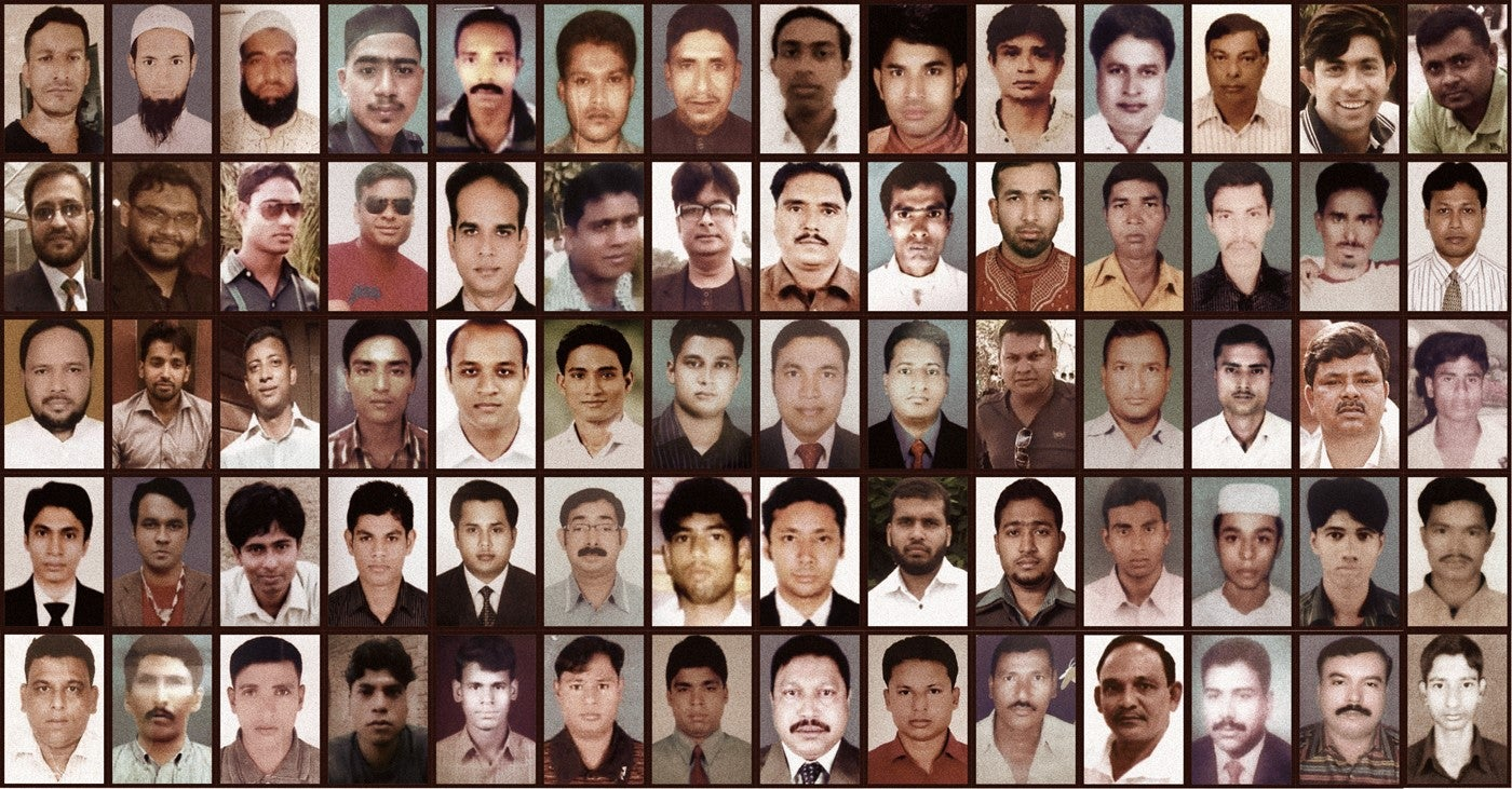 Bangladesh: 86 Victims of Enforced Disappearance Still Missing