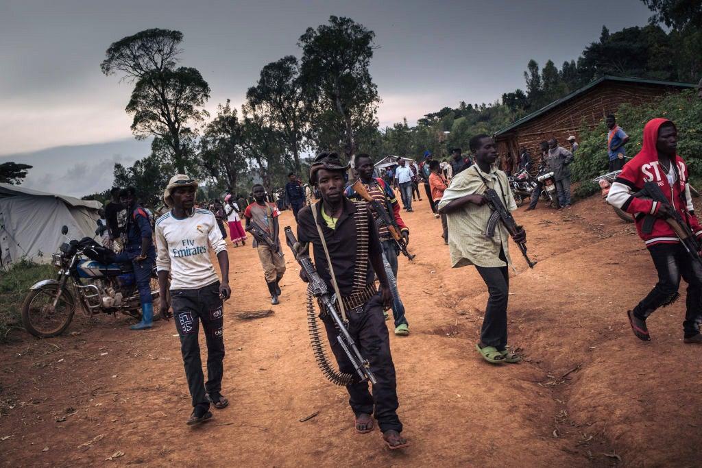 Congo Promotes Ex-Rebel Leader to Top Position