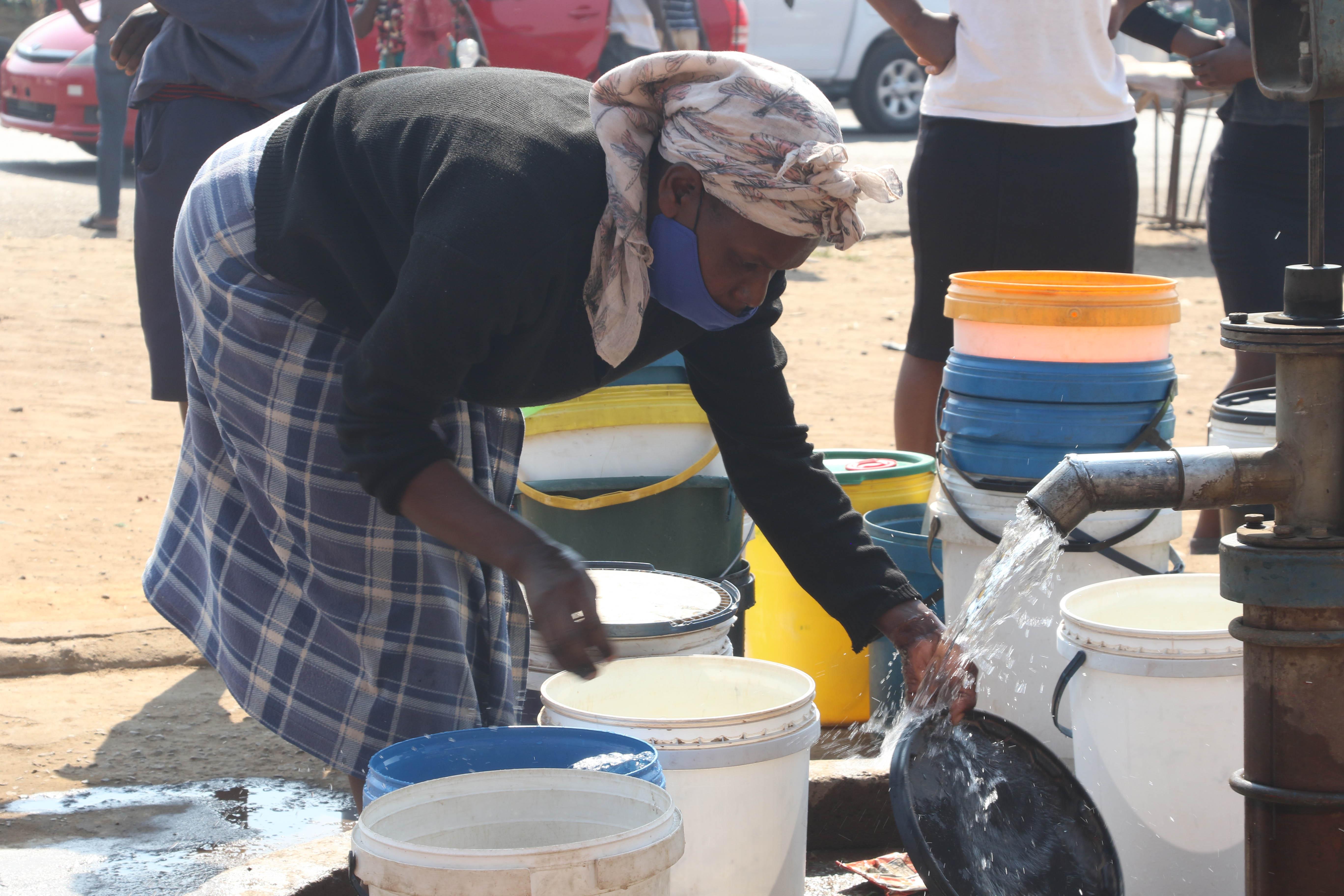 Zimbabwe : Pénurie d'eau potable dans la capitale