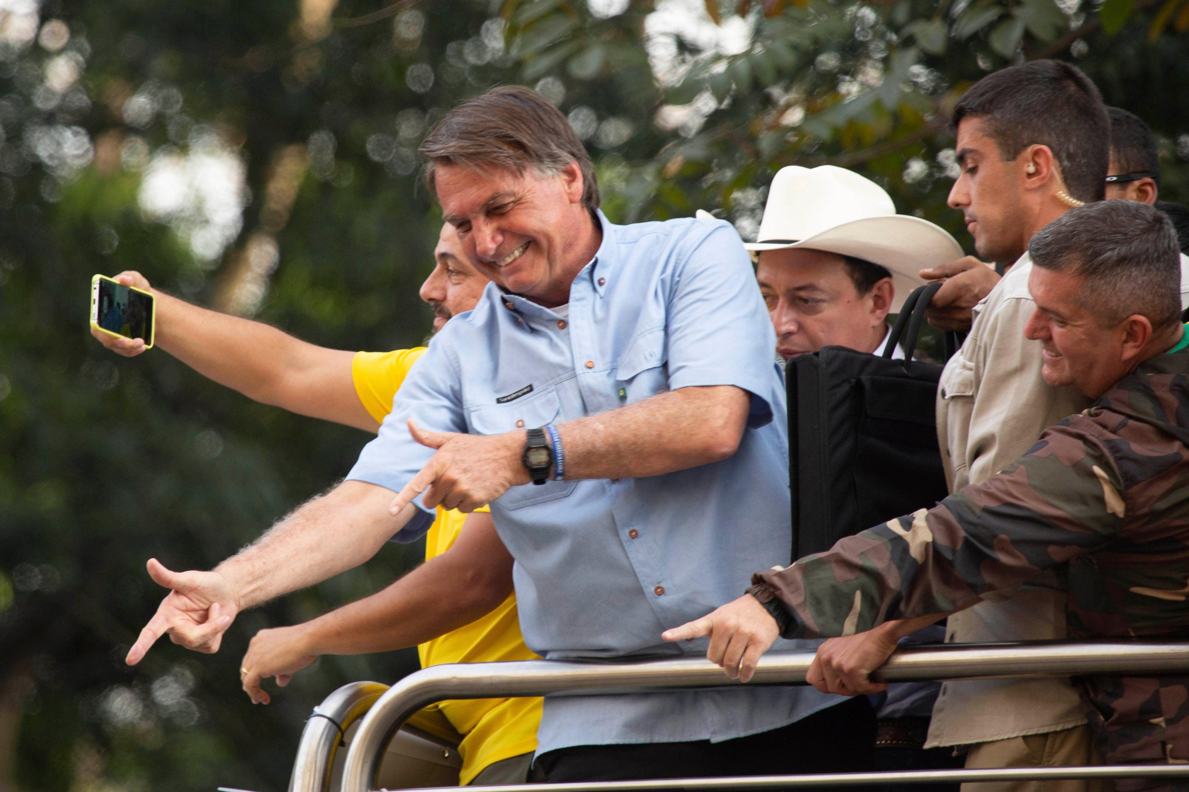 Brazil: Bolsonaro Threatens Democratic Rule
