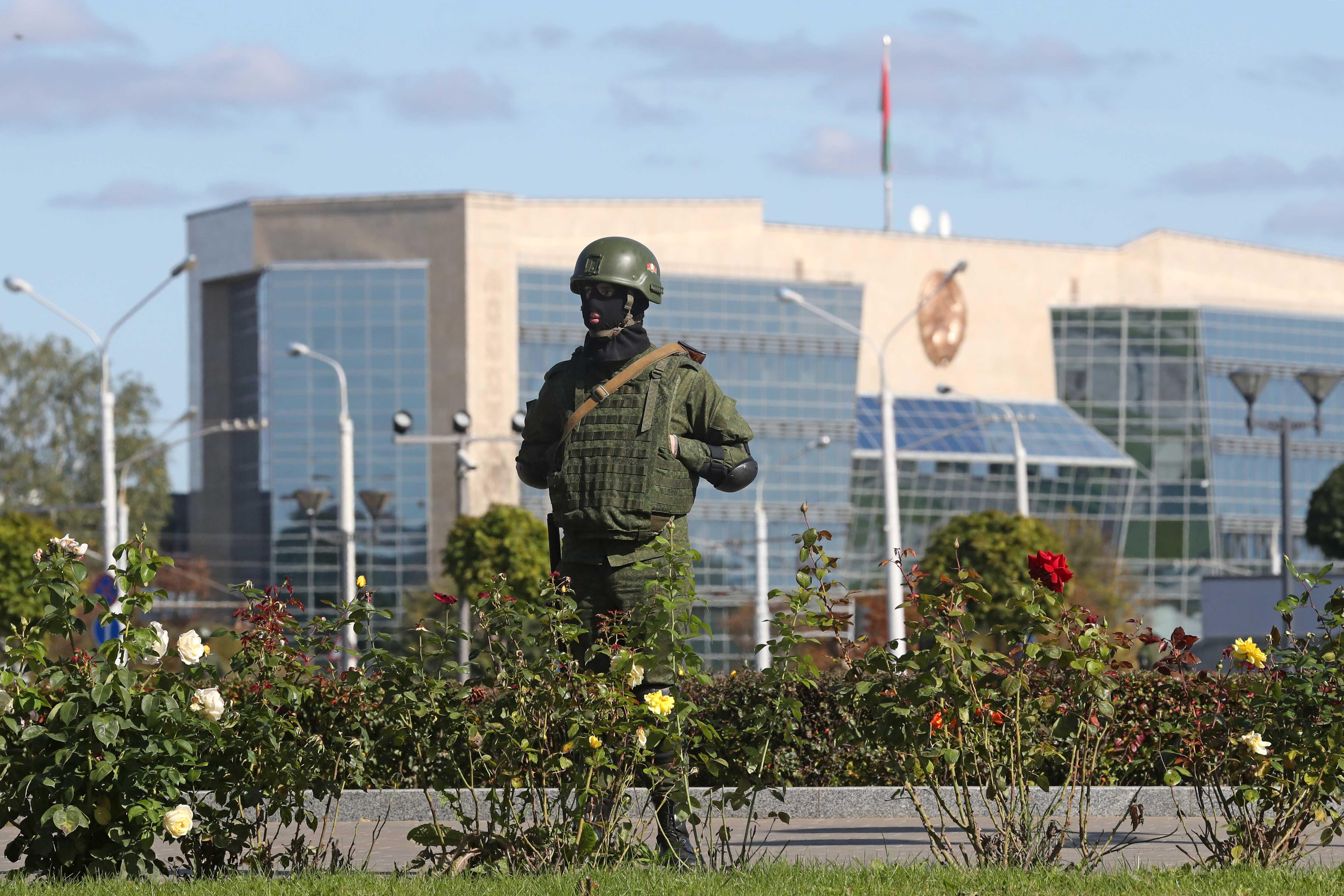 Беларусь: Мишенью властей стала ведущая правозащитная организация