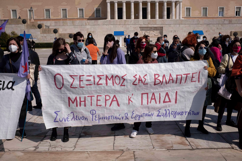 Greece: Dangerous Custody Law to Take Effect