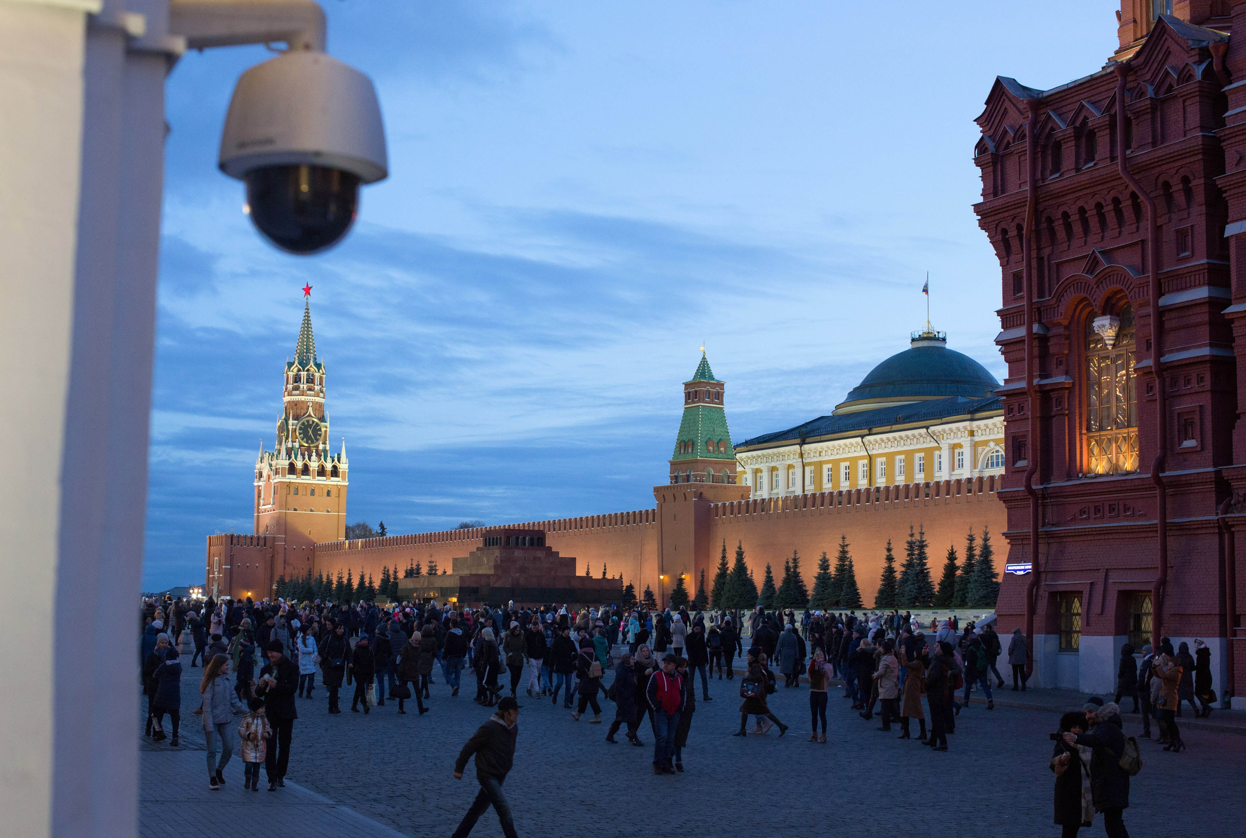 Russia: Broad Facial Recognition Use Undermines Rights