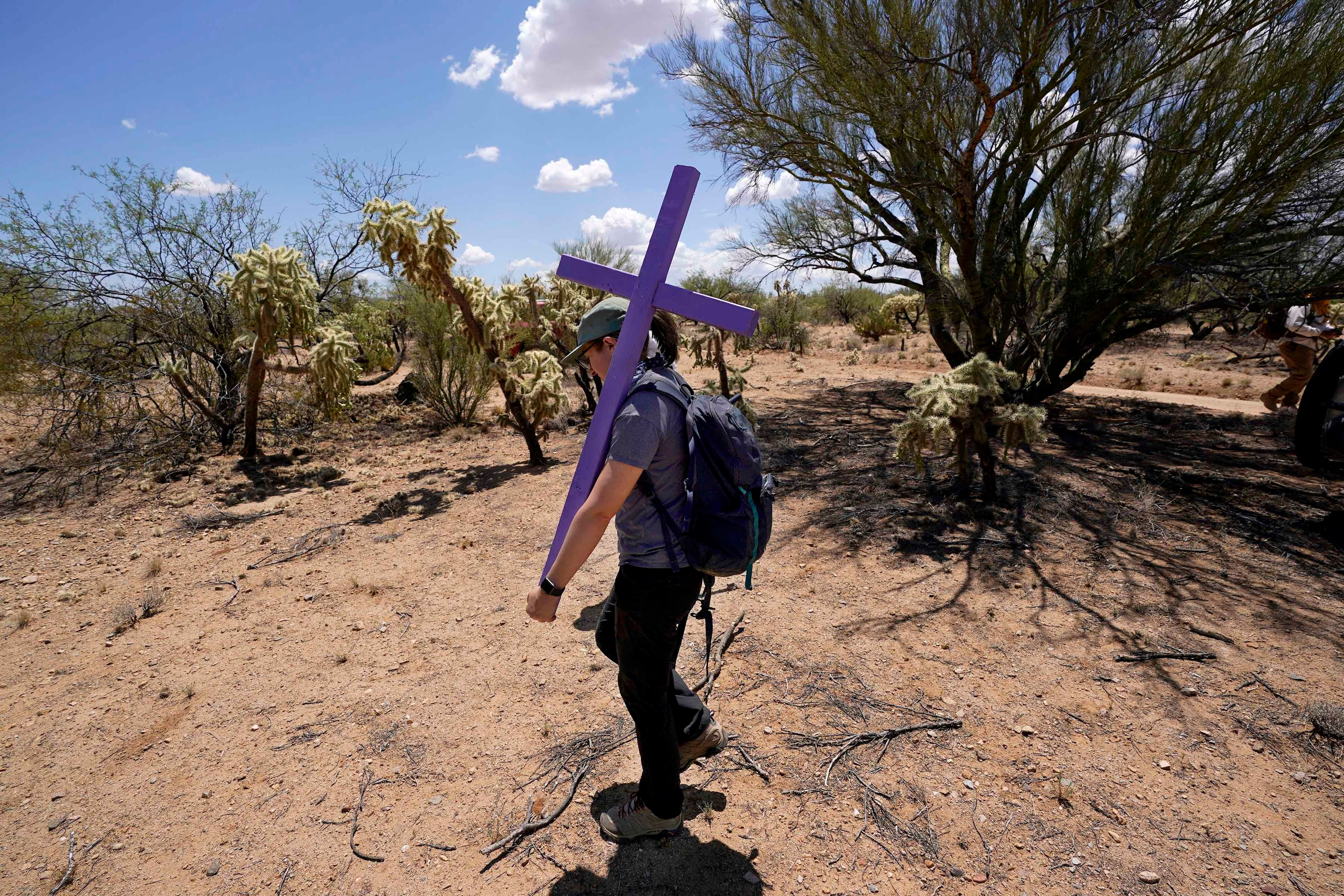 US: Extreme Heat Should Prompt New Border Approach