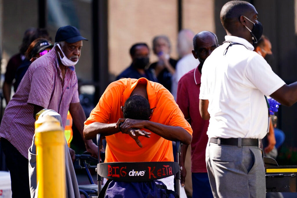 People with Disabilities, Older People at Risk after Hurricane Ida