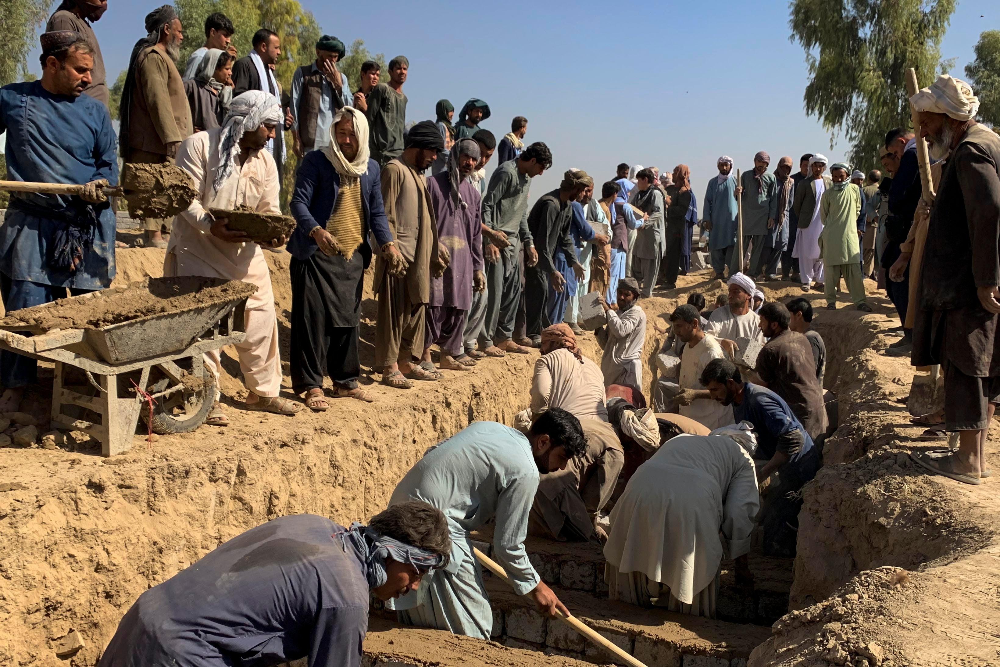 Afghanistan : Vague d'attaques de l'ISKP contre des chiites