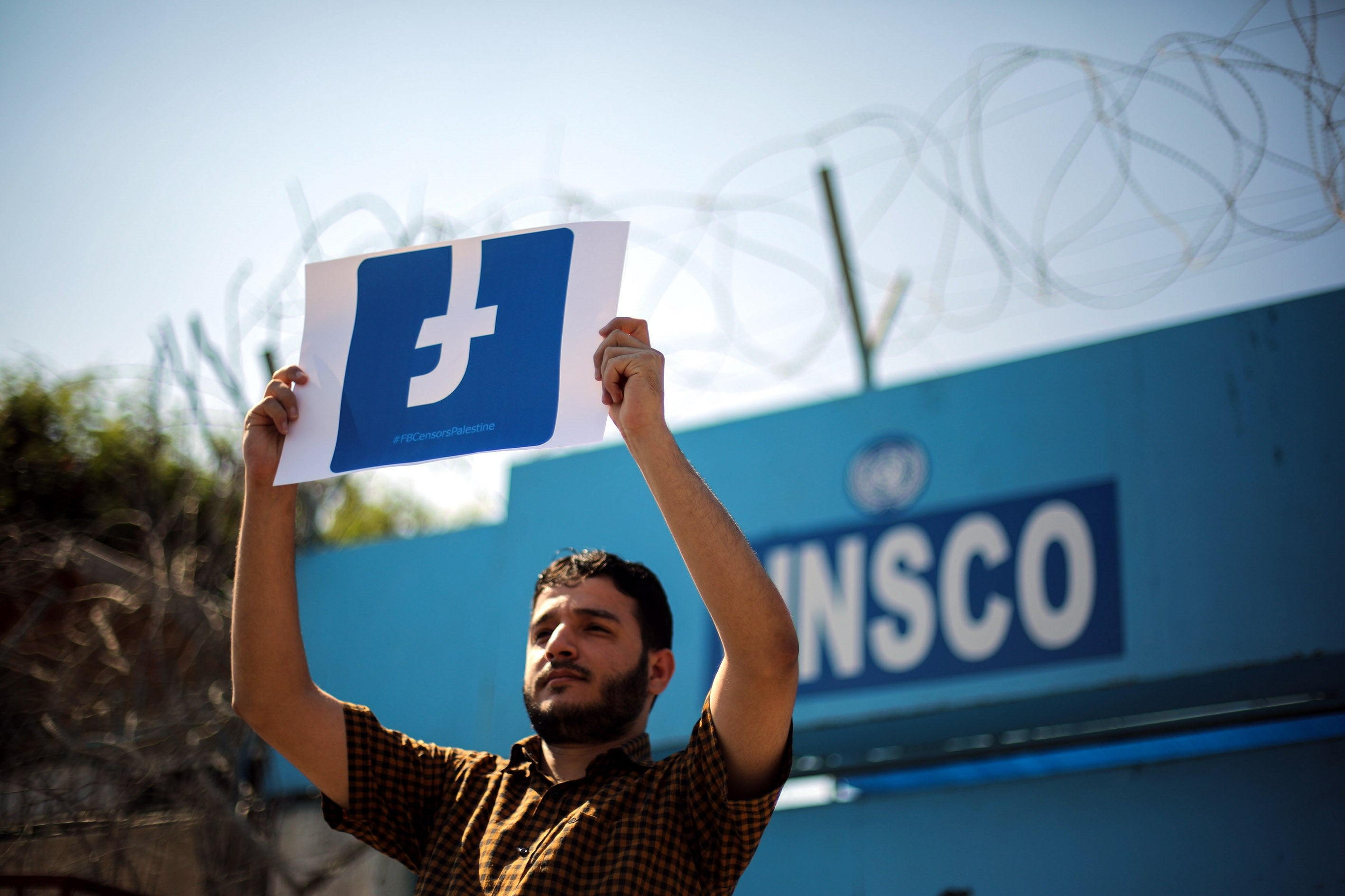 Israel/Palestine: Facebook Censors Discussion of Rights Issues