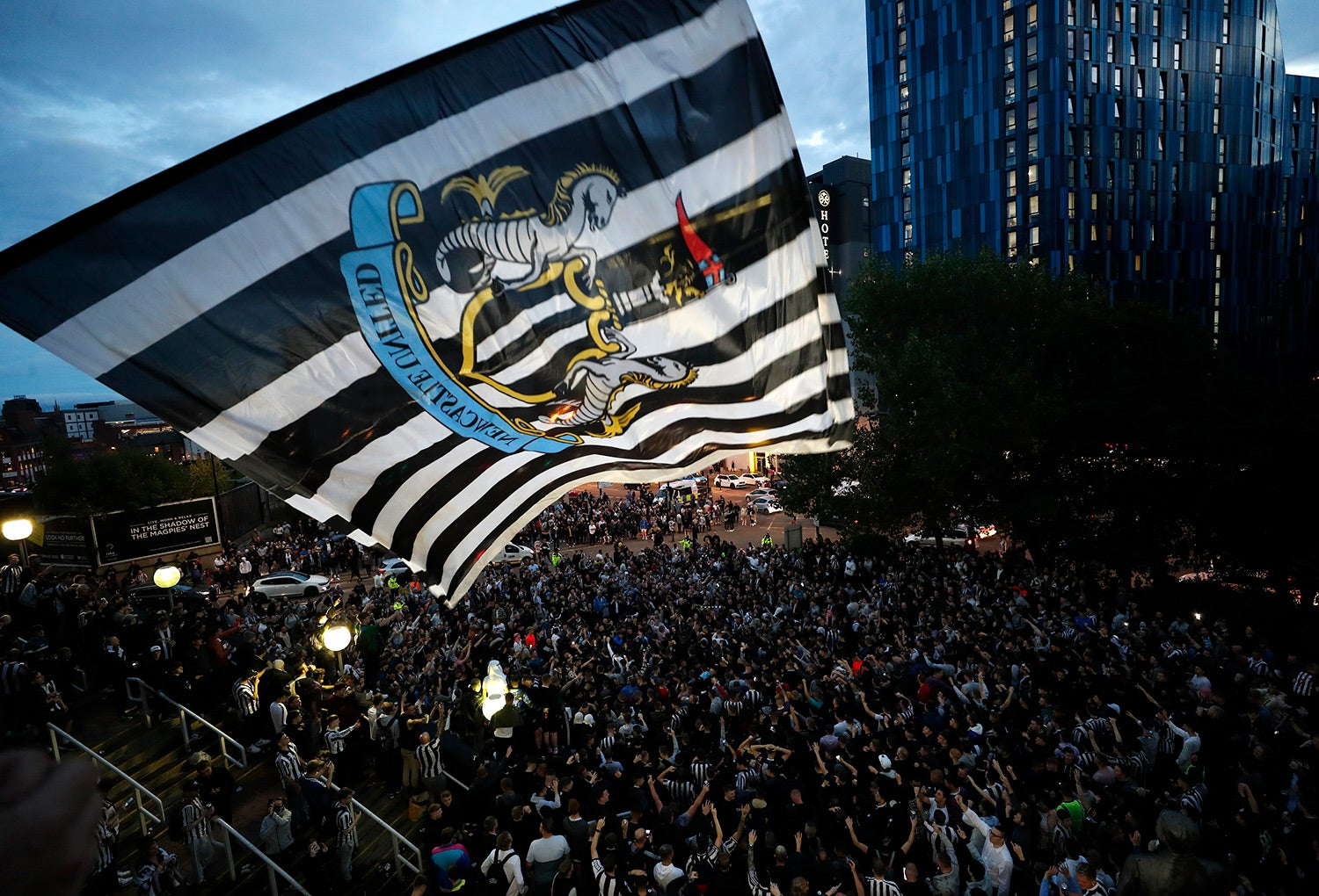 Saudi's Takeover of Newcastle F.C. a Wake-Up Call on Rights