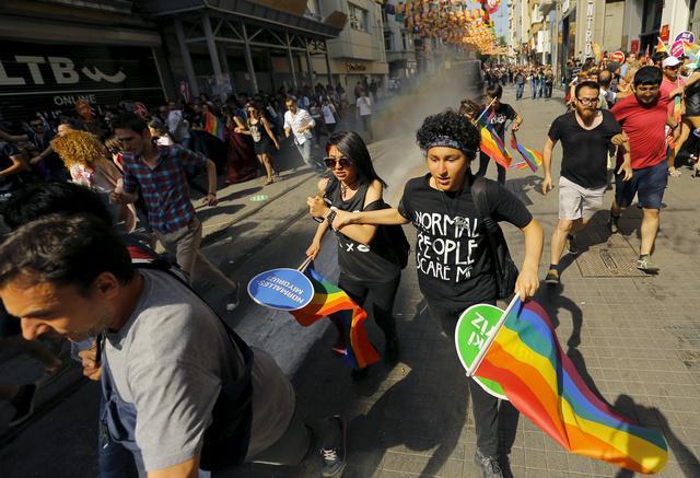 Turkish gay Gay in