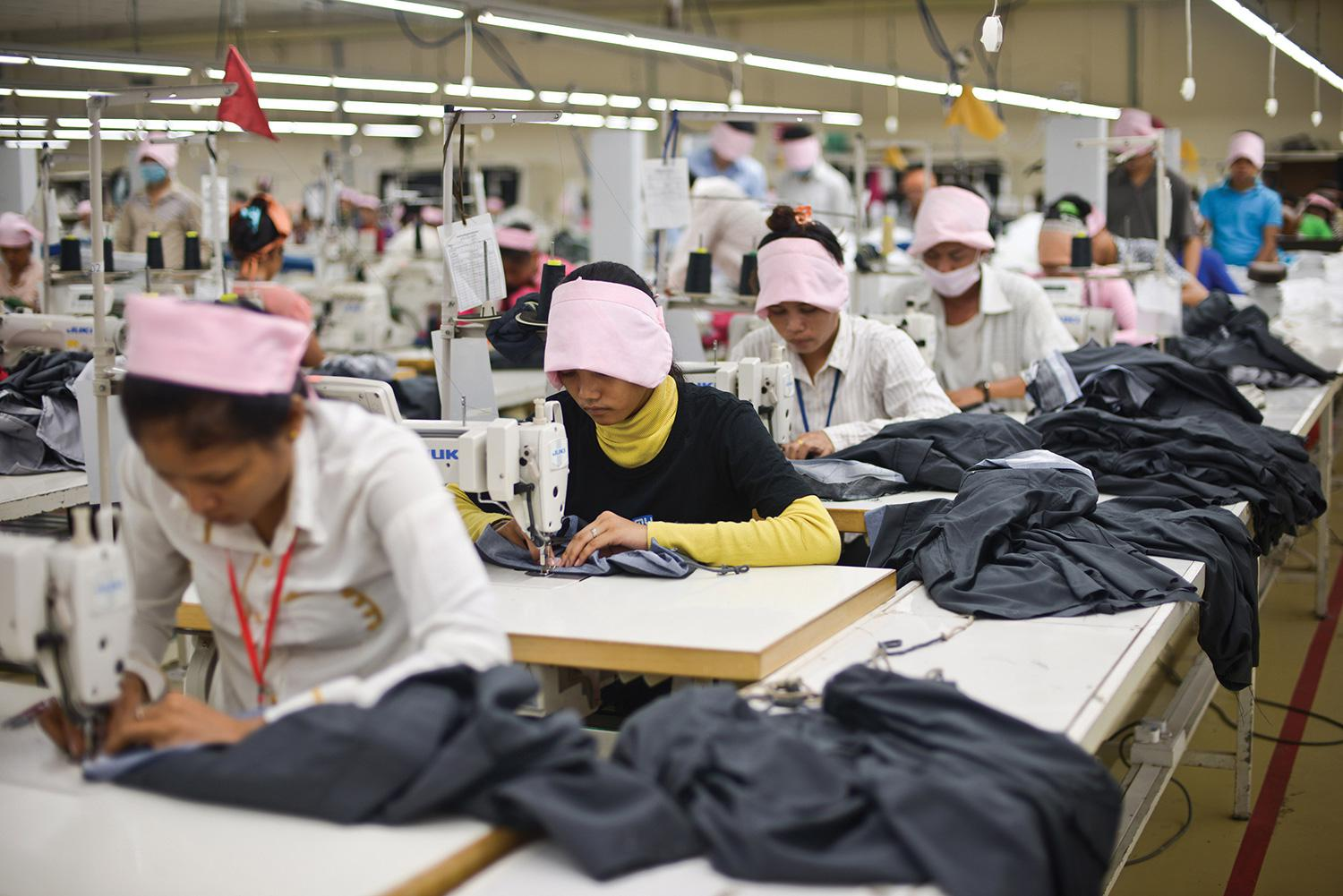 Labor Rights Abuses In Cambodia S Garment Industry Hrw