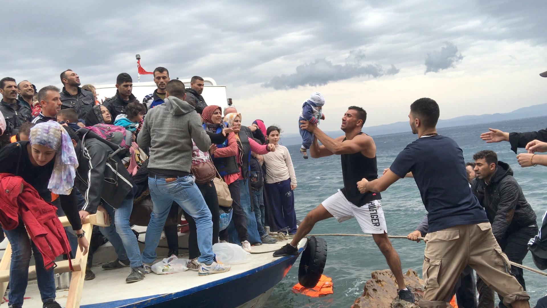 Тема на седмицата: В очакване на бежанската криза в Европа