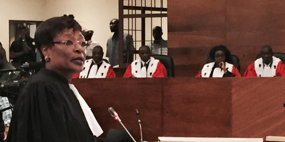 Hissène Habré's Day of Reckoning
