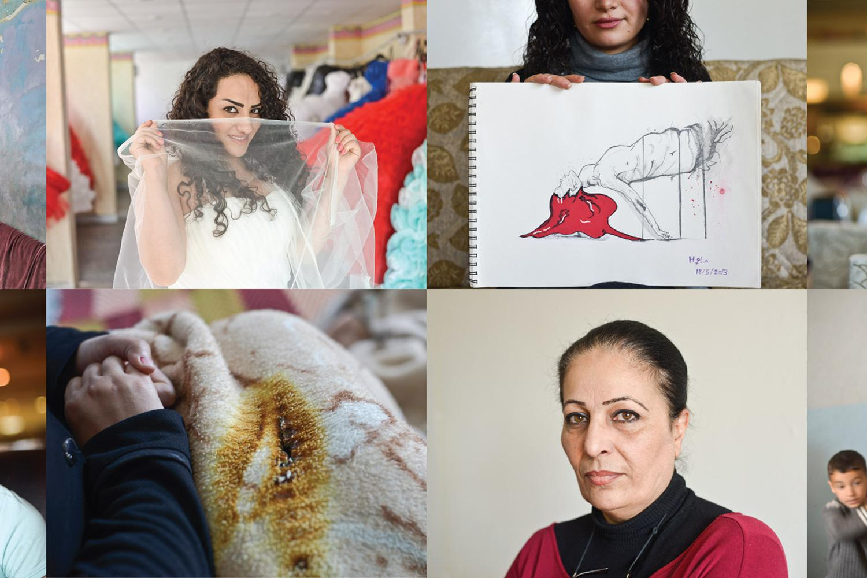 Men sexy syrian UNHCR: Widespread