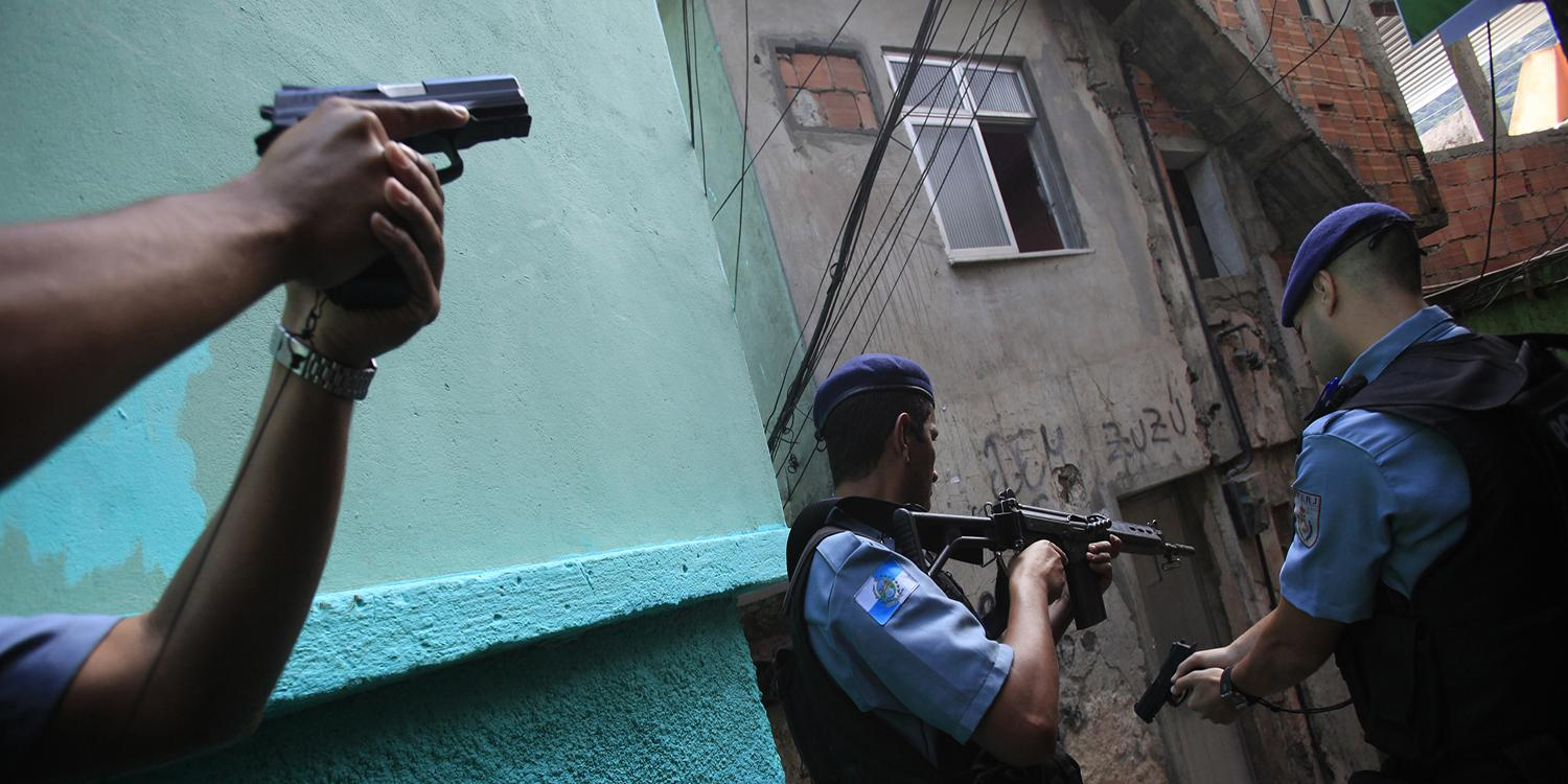 From Rio, a Cautionary Tale on Police Violence