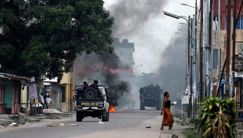 Le bilan des morts en RD Congo s'alourdit, des arrestations massives après les manifestations