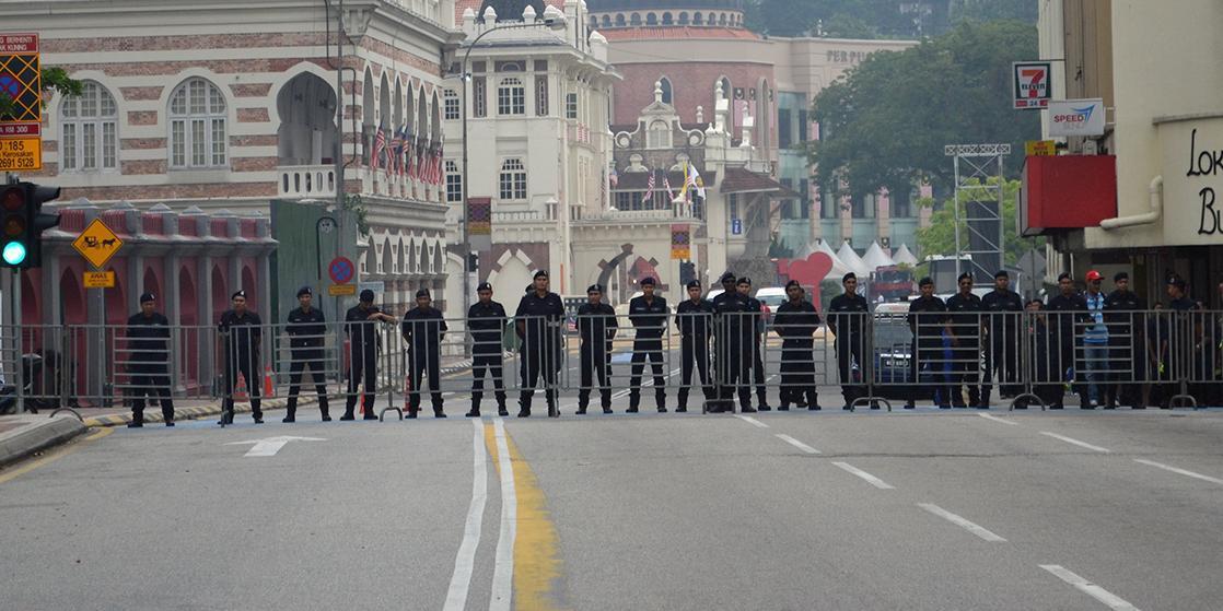 Malaysia: Tolak Lanjutan Rang Undang-undang Keselamatan PHOTO