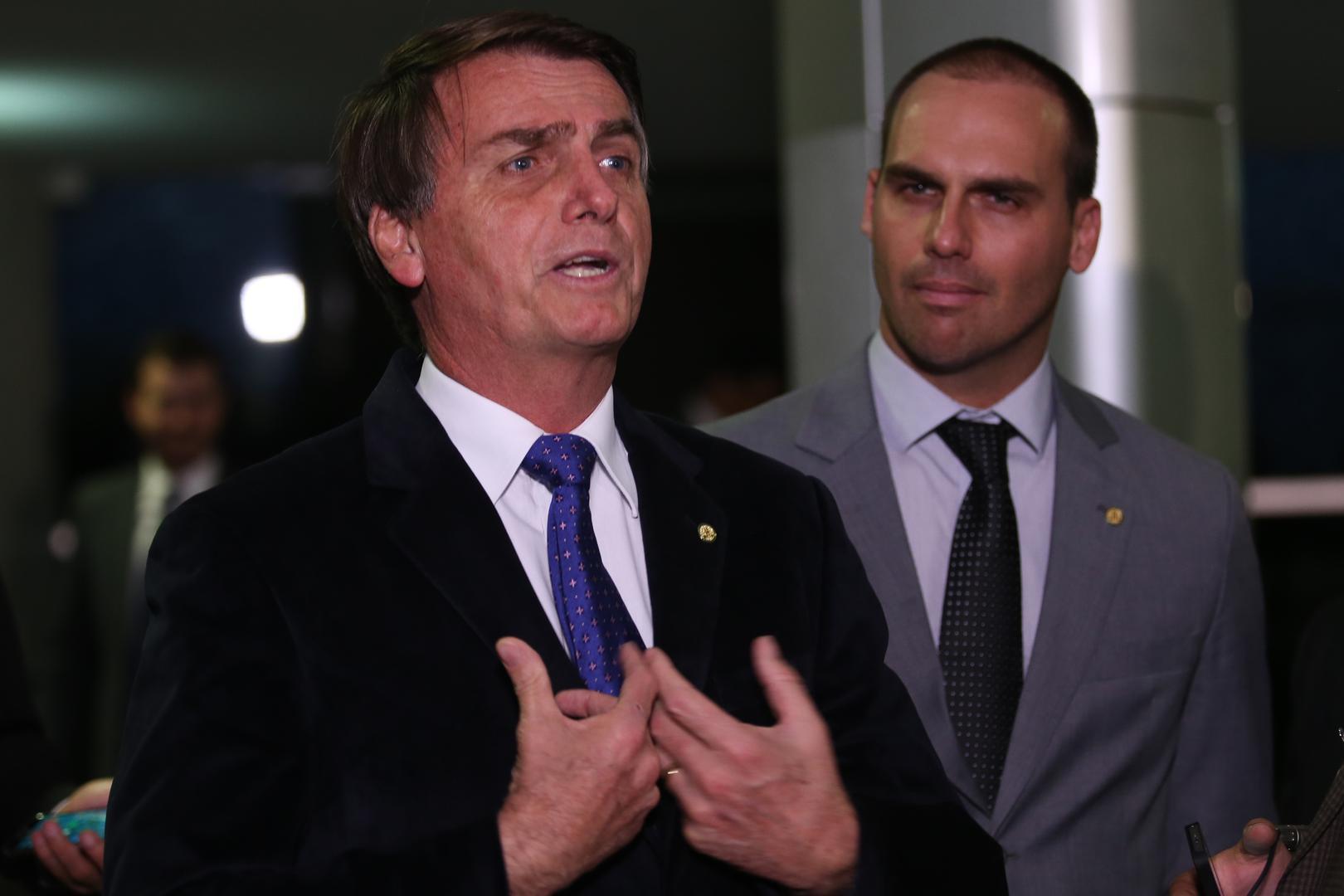 Bolsonaro's Empty Promises to Protect the Amazon