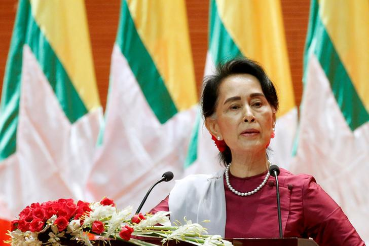 Aung San Suu Kyi Ignores Ethnic Cleansing